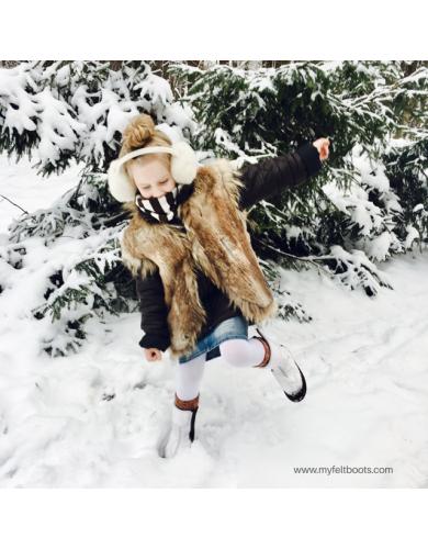 toddler girls winter boots, winter boots for kids, snow boots, valenki