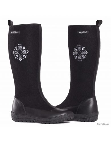 wool boots, winter boots, snow boots, filz stiefel, valenki, felt boots, tall boots womens