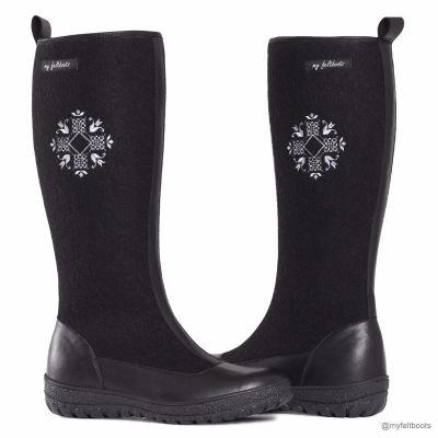 veltiniai batai, žieminiai batai moterims, moteriški žieminiai batai, my feltboots, šilti batai