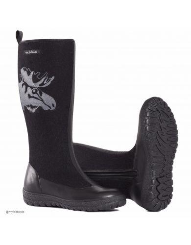 wool boots, felt boots, my feltboots, wool shoes, felt shoes, valenki, snow boots