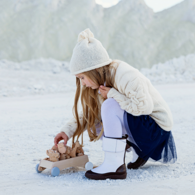 girls winter boots, wool boots, felt boots, the best winter boots for toddlers