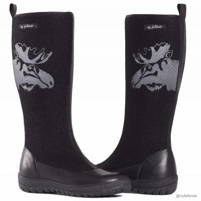 silti batai moterims, zieminiai batai moterims, veltiniai batai, my felt boots