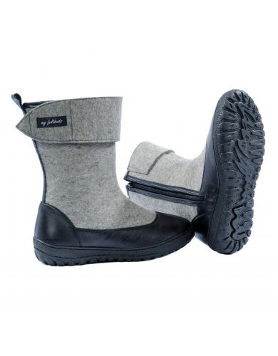 felt boots women, winter ankle boots, ankle boots for women,  unisex boots, winter boots for girls