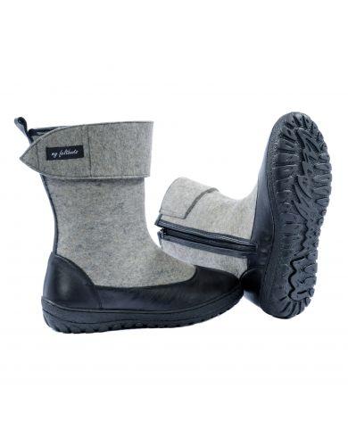unisex veltiniai batai, silti batai ziemai, moteriski zieminiai batai, silti batai moterims, my felt