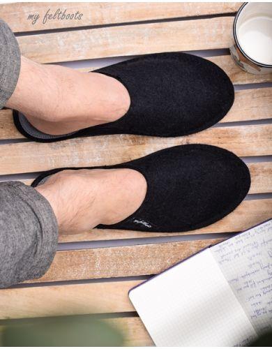 wool slippers, felt slippers, wool slippers womens, filzpantoffeln