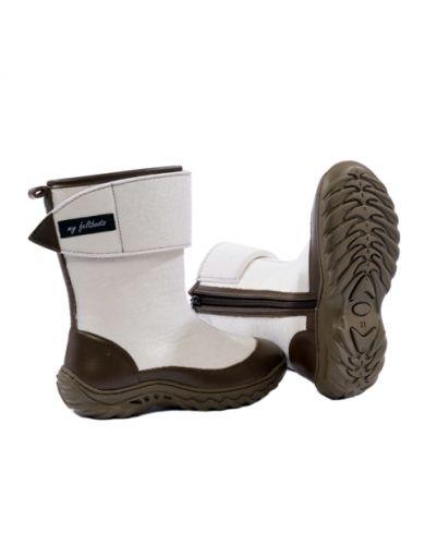 girls boots, girls felt boots, wool boots, winter boots