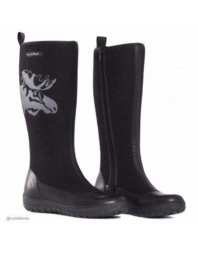 my feltboots, wool boots, felt boots, wool shoes, felt shoes, filzstiefel, valenki, snow boots