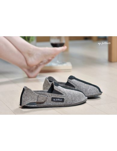 felt wool slippers, my feltboots, felt slipper, man felt slipper, felt slipper woman