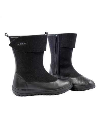 winter boots, unisex felt boots, felted shoes, felt boots, women mid calf boots