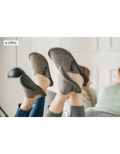 womens slippers, mens slippers, wool slippers, house slippers