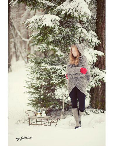 woman winter boots, felt boots, valenki, my feltboots