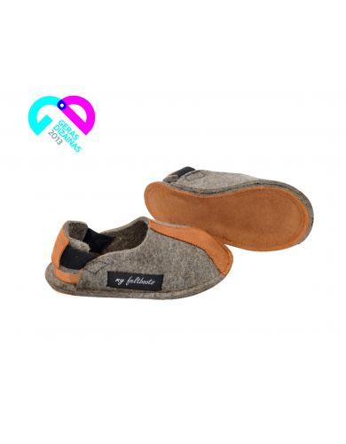 Felt slippers my feltboots