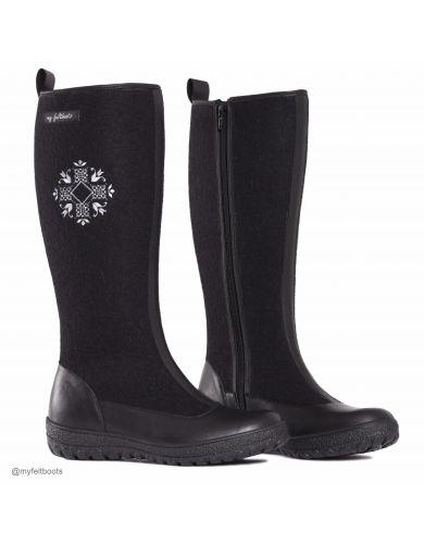 filzstiefel, filzschuhe, winter stiefel, wool boots, snow boots, valenki, women boots, my feltboots,