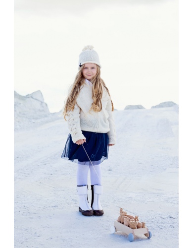 toddler girls winter boots, white wool boots for girl, winter boots