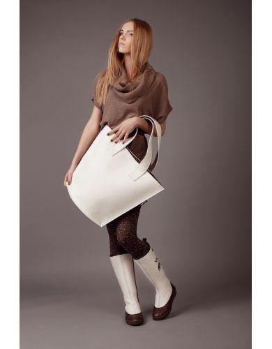 felt tote bag, wool bag, felt handbag, travel tote, weekender bag, womens handbags, women handbag