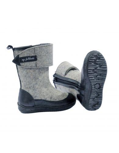 my feltboots Veltiniai batai vaikams