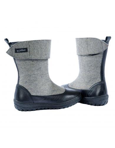 felted shoes, felt boots, winter boots, unisex felt boots, winter boots