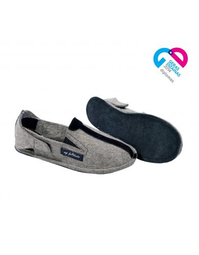 felt slippers, wool slippers, wool felt slippers